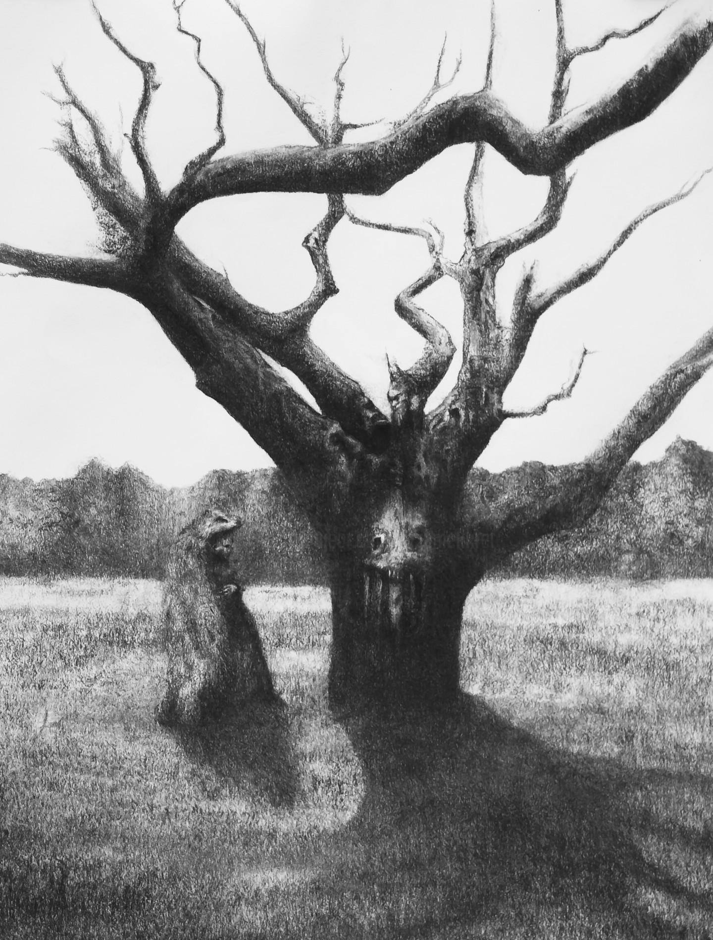 Przemek Kret - De-extinction. Hear the Trees Breathing.