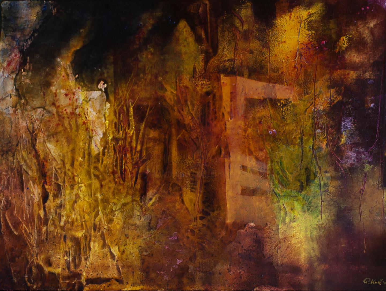 Przemek Kret - The healing glow underneath the surface