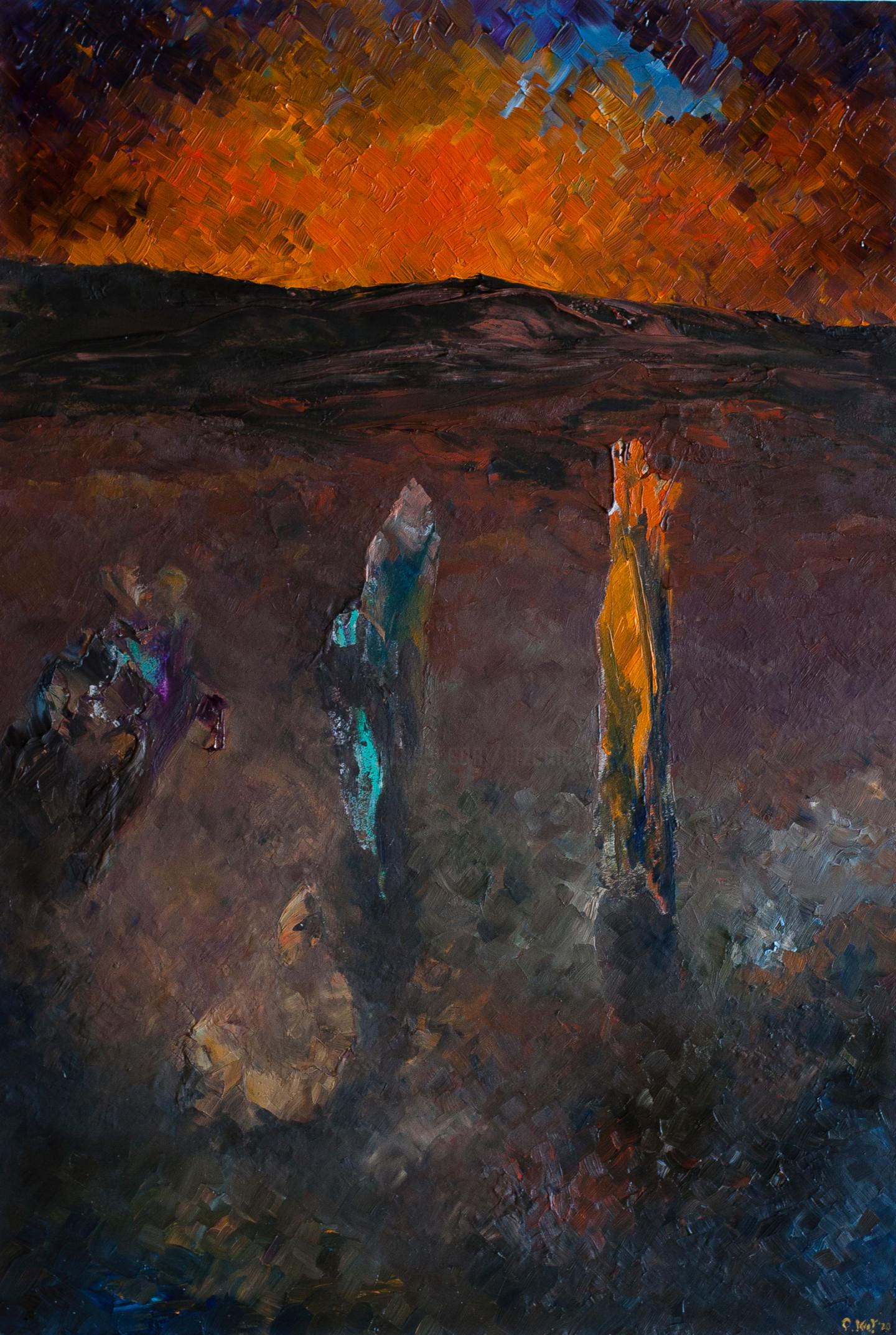 Przemek Kret - Poems of Exile