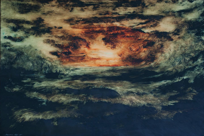 Przemek Kret - Fiery skies