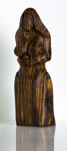 Female Figure in Bocote