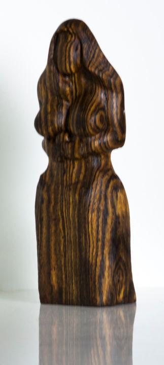Przemek Kret - Female Figure in Bocote