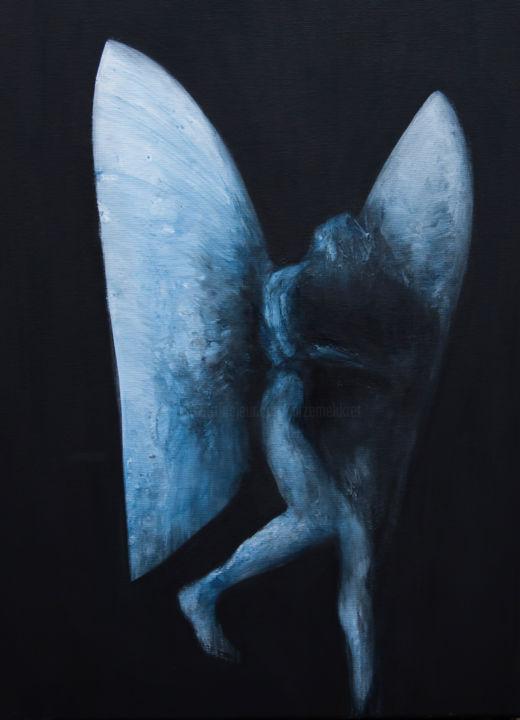 Przemek Kret - Angel (after Odilon Redon)